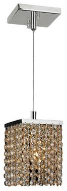 contemporary mini pendant lighting. prism 1light chrome finish and crystal mini pendant 5 contemporary lighting n