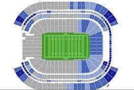 Psu Football Seating Chart Heres The Penn State Side At University Of Phoenix Stadium