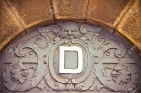 Pattern Of Reference Letter European Nineteenth Century Building With Entrance With Reference