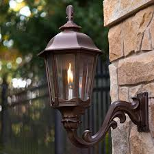 19 best open flame gas lamps images on american with regard to outdoor idea 18