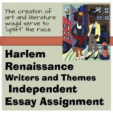 best harlem renaissance literature ideas harlem harlem renaissance writers and themes independent essay project