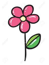 Une Fleur Dessin Fashion Designs Fleurs Dessin Rose CouleurL