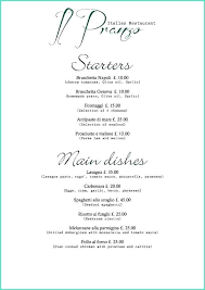 Free Catering Menu Templates For Microsoft Word Catering Menu Templates Free Unique Template Word For Latest