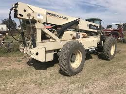 Ingersol Rand Forklift Ingersoll Rand Vr636 Telehandler Forklift For Sale Hale Center Tx