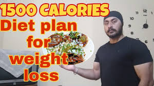 Indian Diet Chart For 1900 Calories 1500 Calories Diet Plan For Weight Loss Indian Hoodlums