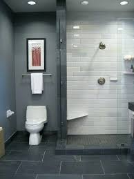 gray and white bathroom tile popular grey slate bathroom floor tiles ideas and pictures within tile white floor tile with gray grout