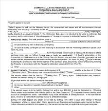 Commercial Property Purchase Agreement Template Ghostclothingco New Property Purchase Agreement Template