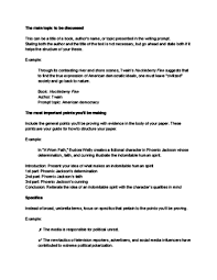 Thesis Statement Examples For Essays The Best Way To Write A Thesis Statement With Examples