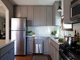 remarkable kitchen lighting ideas black refrigerator. Kitchen Modern Grey Cabinets To Inspire You Pictures Design Ideas Trends Rendering With Small Bar Along White Stools And French Door Refrigerator Dark Gray Remarkable Lighting Black D