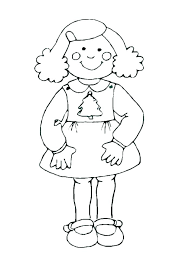 Gingerbread Boy Coloring Sheet Related Post Gingerbread Boy And Girl