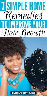 home remes for hair growth