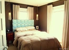 diy king bed frame easy lovely easy upholstered headboard tutorial reality daydream