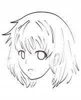 Anime Manga Disegni Da Colorare Per Adulti