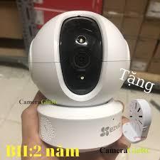 Camera Wifi IP Ezviz C6CN 720P Hỗ Trợ Cổng Lan-Camera Giám Sát Không Dây  Gia Đình Bảo Hành 24 Tháng [3734]