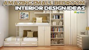 Small Bedrooms Interior Design Small Bedroom Designs Created To Large Your Space Daily Decor