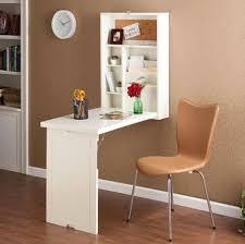 Image Reception 5 Foldout Convertible Desk Hgtvcom 12 Tiny Desks For Tiny Home Offices Hgtvs Decorating Design