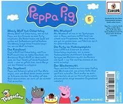 Peppa Pig Hörspiele - Wendy Wolf hat Geburtstag und 5 weitere Geschichten  Hörbuch jetzt bei Weltbild.de bestellen