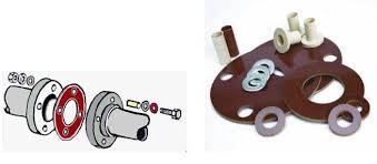 Kết quả hình ảnh cho CÁC LOẠI ĐƯỜNG ỐNG SỬ DỤNG GASKET