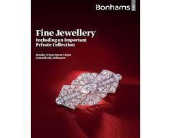 Bonhams : Fine Jewellery, 17 June 2013 at 7:30pm EST, Ormond Hall, Melbourne