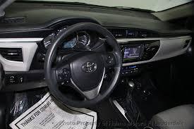toyota corolla 2015. 2015 toyota corolla 4dr sedan cvt le 16725061 16