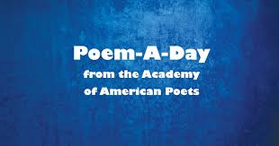 Poem-A-Day - 'Passage' by <b>Cale Young Rice</b>