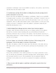 Self Appraisal Examples Assessment Form For Performance Social ...