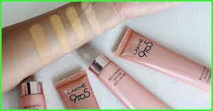 5 weightless mousse foundation review