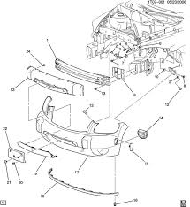 front clip assembly chevy hhr network click the image for the full size version of the image