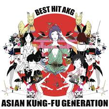 Asian kung fu generation you