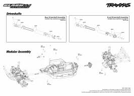 traxxas slash model parts diagram all about repair and wiring traxxas slash model parts diagram 6807l driveshaft assembly c2 b7 6807l rear assembly c2 b7