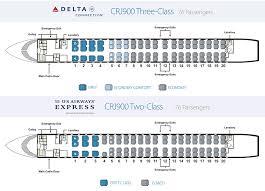 Canadair Regional Jet 900 Seating Chart Canadair Regional Jet 50 70 Seats 2017 Ototrends Net