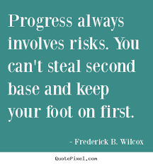 Quotes About Progress Classy Frederick B Wilcox's Famous Quotes QuotePixel