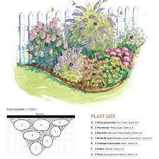 erfly garden plan zone 5 plans
