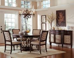 Dining Room  Round Dining Room Sets Throughout Leading Formal - Formal round dining room sets