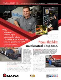 Our customers demand highly customized... - AMADA AMERICA, INC. | Facebook
