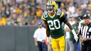 Kevin King of Green Bay Packers goes on ...