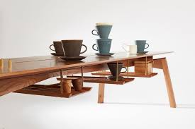 japanese inspired furniture. Ceremony Coffee Table Furniture Inspired By Japanese Traditions Dark Wood S
