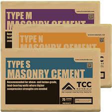 tcc materials masonry cement