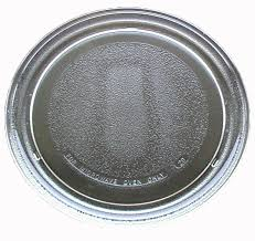 lg goldstar microwave glass turntable plate tray 9 3 4 inch