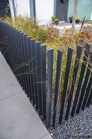 metal fence designs. Brilliant Fence Contemporary Metal Fence Ideas Throughout Home 60 Gorgeous And Designs  RenoGuide