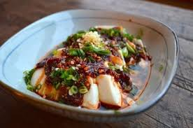 y cold tofu 5 minute recipe the
