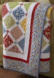 796 best Quilting images on Pinterest | Quilt patterns, Pointe ... & nice scrap quilt - great use for my stacks of charm squares Adamdwight.com