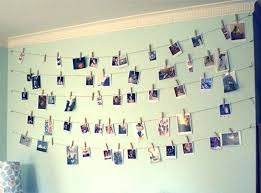 hanging portraits on wall