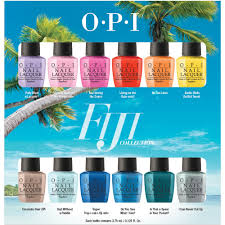 Opi Fiji Nail Polish Collection 12 Piece Lacquer Set 12 X 3 75ml