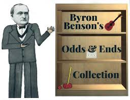 Benson's Odds and Ends