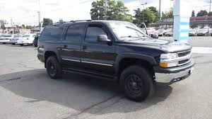 2001 Chevrolet Suburban, Black - STOCK# 11227 - YouTube