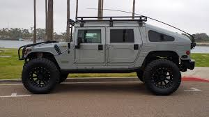 no question when people bought the original humvee it was the baddest off road vehicle around it was military tested in the harshest conditions in the