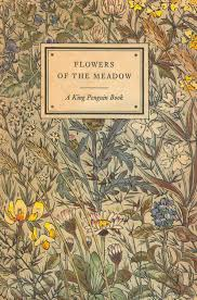 beautiful antique books flowers of the meadow