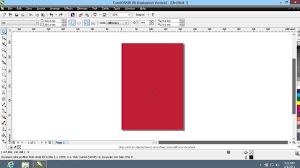 How To Create Background In Coreldraw Youtube