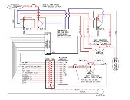 wiring scheme for mako 191 almost finished page 2 the hull wiring schematic updated 4 29